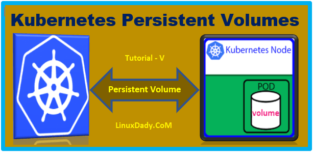 Persistent Volume in Kubernetes