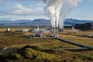 UK's First Geothermal Steam Based Power Plant