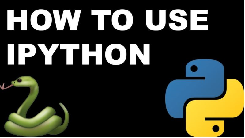 How to use IPython